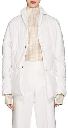 Jil Sander Women's Giavellotto Puffer Jacket - White
