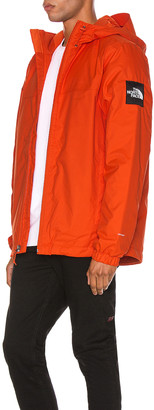 The North Face Black Box Ins Mountain Q Jacket in Tangerine Tango | FWRD