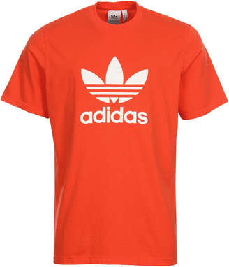 adidas T-Shirt - Bright Red