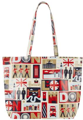 Harrods Iconic London Shoulder Bag