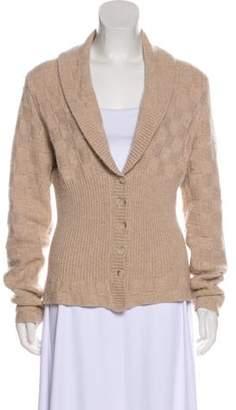TSE Cashmere Button-Up Cardigan brown Cashmere Button-Up Cardigan
