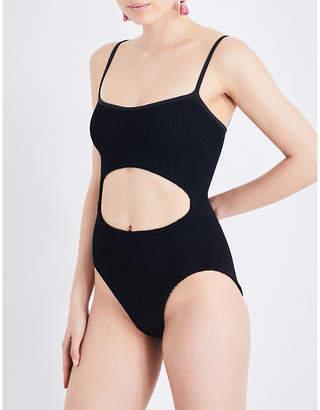 Hunza G Cutout swimsuit