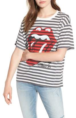 DAY Birger et Mikkelsen BY DAYDREAMER Rolling Stones Stripe Boyfriend Tee
