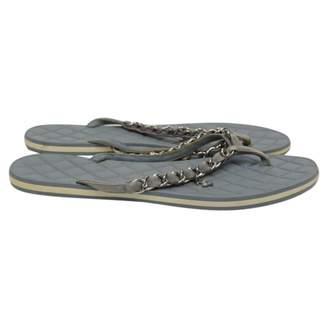 Chanel Flip flops