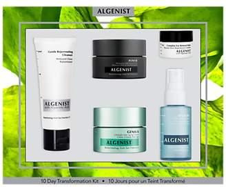 Algenist 10 Day Transformation Skincare Kit