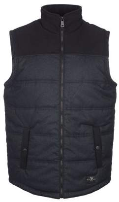 Ecko Unlimited Quilted Sleeveless Puffer Vest