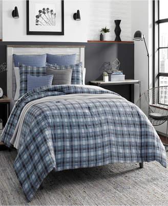Nautica Jeans Co Pinecrest Twin Extra Long Duvet Bedding