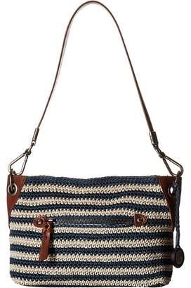 The Sak Indio Crochet Demi Hobo Hobo Handbags