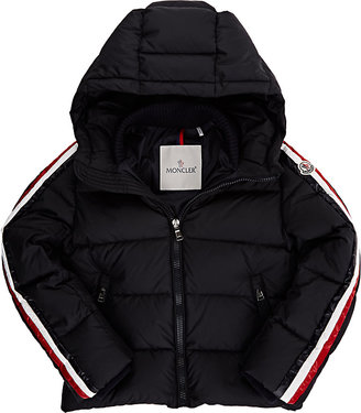 Moncler Hooded Puffer Coat $540 thestylecure.com