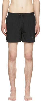 Everest Isles Black Runner 01 Swim Shorts