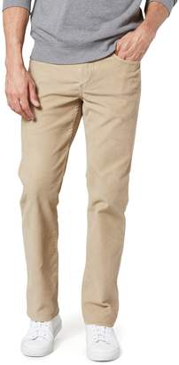 Dockers Men's Jean Cut Straight-Fit Corduroy Pants D2