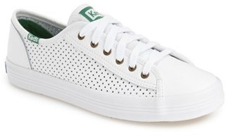 Keds ® 'Kickstart' Perforated Sneaker $59.95 thestylecure.com