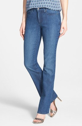 Women's Nydj Billie Stretch Mini Bootcut Jeans $114 thestylecure.com