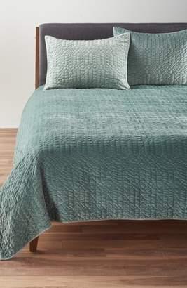 Nordstrom Washed Velvet Quilt
