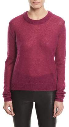 Elizabeth and James Rosalie Alpaca-Blend Crewneck Sweater