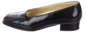 Bruno Magli Vintage Leather Loafers
