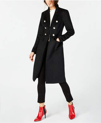 INC International Concepts I.n.c. Military Maxi Coat