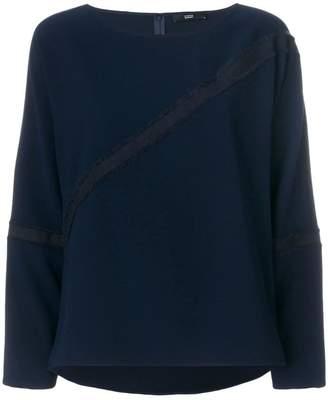 Steffen Schraut round neck sweatshirt