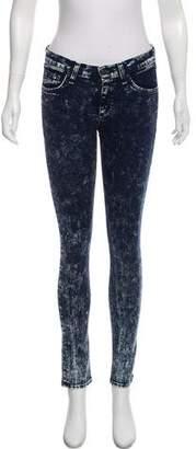 Rag & Bone Acid Wash Skinny Jeans w/ Tags
