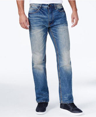 Sean John Men's Hamilton Straight-Fit, Only at Macy's Jeans, Only at Macy's $79 thestylecure.com