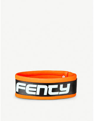 FENTY PUMA by Rihanna logo-print neoprene choker