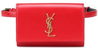 Saint Laurent Kate leather belt bag
