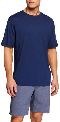 Peter Millar Men's Seaside Summer Soft Pocket T-Shirt