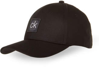 Calvin Klein Box Letter Logo Snapback Cap