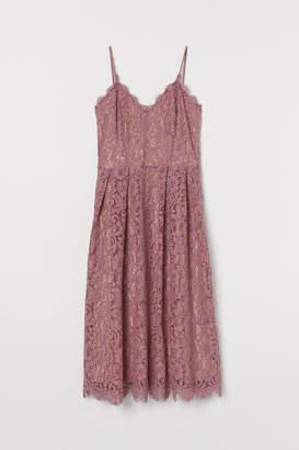 H&M H&M+ Lace Dress