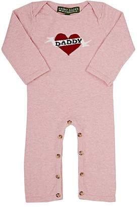 "Amber Hagen Infants' ""Daddy"" Coverall"