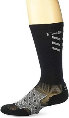 Thorlos Experia Unisex XEOU Multi-Sport Thin Padded Compression Over the Calf Sock