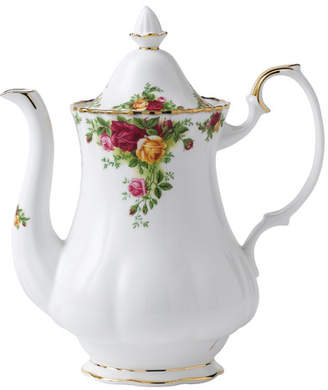 Royal Albert Old Country Roses 5.25 Cup Coffee Pot Server