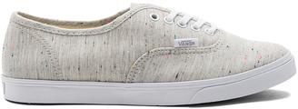 Vans Authentic Lo Pro Sneaker $60 thestylecure.com
