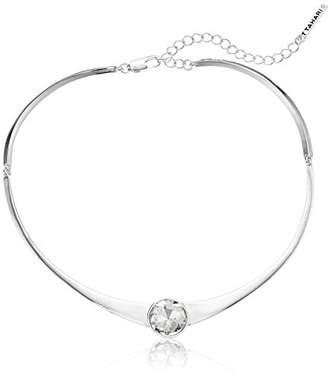 T Tahari Womens Essentials Hinged Collar Necklace