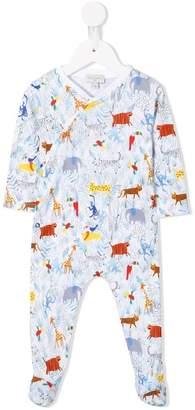 Paul Smith animal print pyjamas
