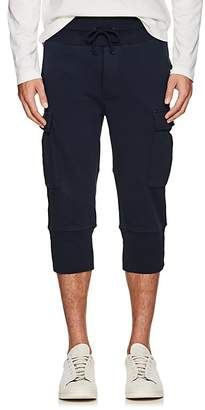 N. Max 'n Chester MAX 'N CHESTER MEN'S CLARENCE COTTON TERRY CARGO PANTS