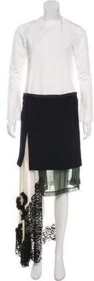 Toga Long Sleeve Maxi Dress w/ Tags