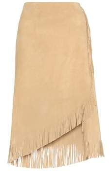 Polo Ralph Lauren Suede skirt