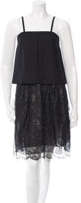 Chloé Sleeveless Lace Dress w/ Tags