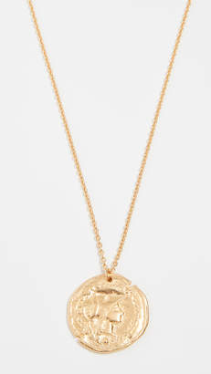 Jacquie Aiche Lage Antique Coin Necklace