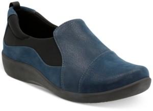 Clarks Women's Cloudsteppers Sillian Paz Flats Women's Shoes