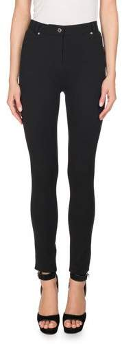 Givenchy Givenchy Five-Pocket Jersey Leggings, Black