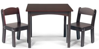 Isa Belle Isabelle & Max Melrose Children's 3 Piece Table and Chair Set Isabelle & Max