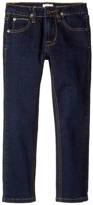 Hudson Jagger Slim Straight Fit in Shaken Blue Boy's Clothing