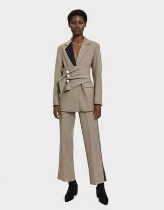 Kimhekim Geo Houndstooth Suit Jacket