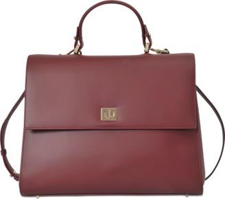 Hugo Boss Bespoke Medium Top Handle bag $1,019 thestylecure.com