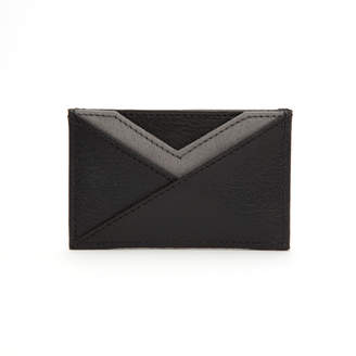 """Wolf Pebble Leather Card Wallet """"Howard"""""""