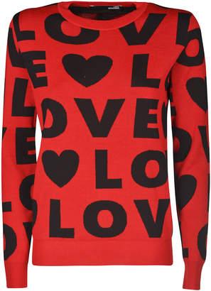 Love Moschino Love Sweater