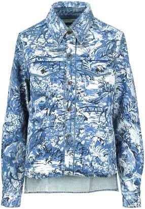 Off-White Off White Tapestry Shirt Denim
