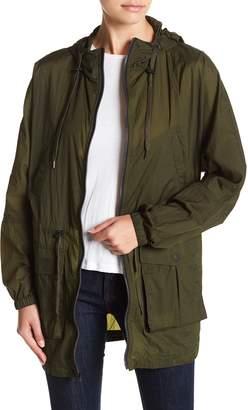 Levi's Long Hooded Jacket